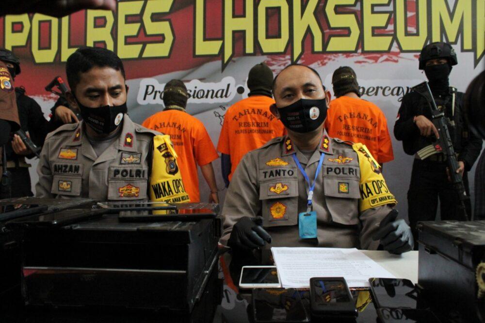 Pembobol ATM BNI Samudera Di Ringkus | Portal Indonesia