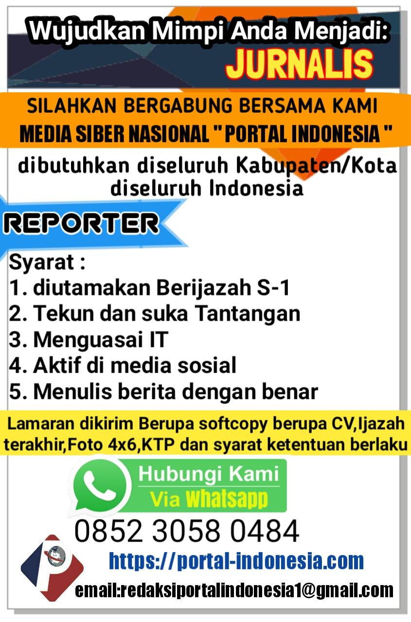 Lowongan Portal Indonesia